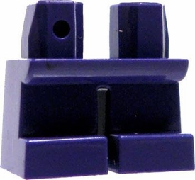 LEGO LOOSE Legs Short Purple