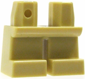 LEGO LOOSE Legs Short Tan