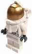 LEGO LOOSE Minifigure Astronaut with Gold Visor