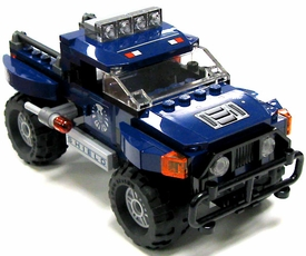 LEGO LOOSE Vehicle Large Dark Blue SHIELD Truck