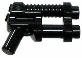 LEGO LOOSE Weapon Black Laser Gun