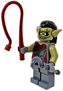 LEGO Lord of the Rings LOOSE Mini Figure Orc Captain of Moria with Whip