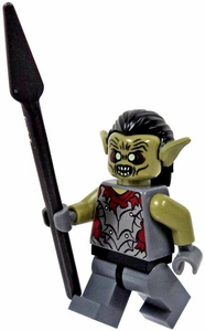 LEGO Lord of the Rings LOOSE Mini Figure Orc of Moria with Spear