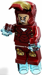 LEGO Marvel Super Heroes LOOSE Complete Mini Figure Iron Man