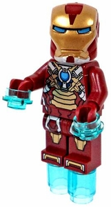 LEGO Marvel Super Heroes LOOSE Complete Mini Figure Iron Man Mark XVII Heart Breaker Armor