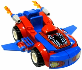 LEGO Marvel Super Heroes LOOSE Complete Vehicle Spider-Car