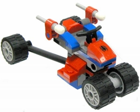 LEGO Marvel Super Heroes LOOSE Complete Vehicle Spider-Trike