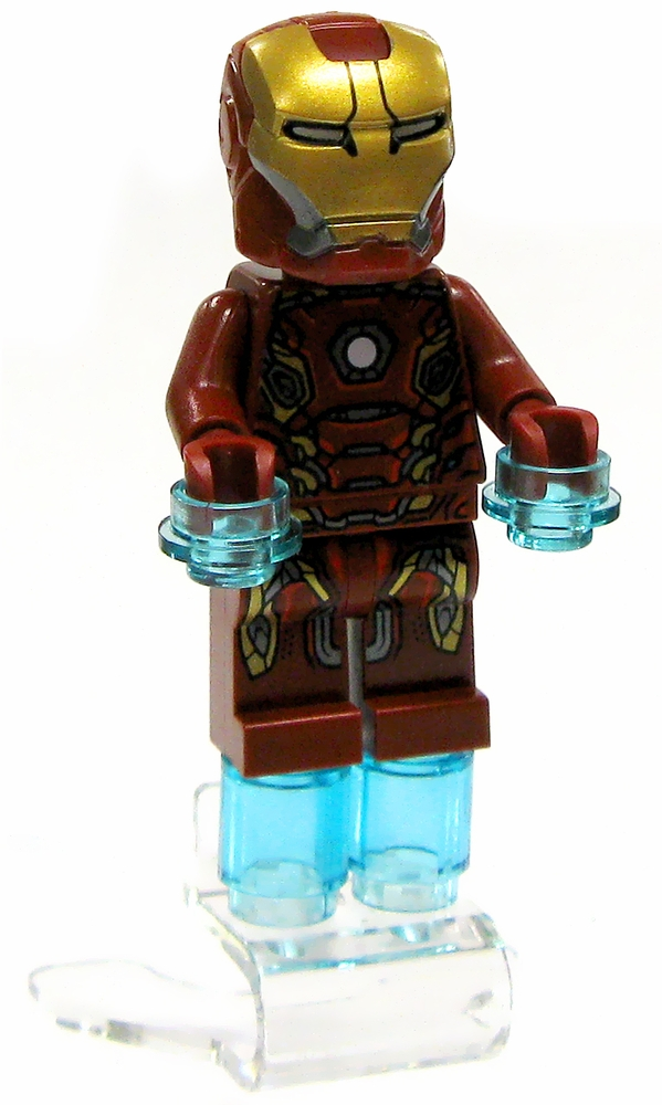Iron-Man Minifigure Ma...