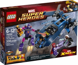 LEGO Marvel Super Heroes Set #76022 X-Men vs The Sentinel New!