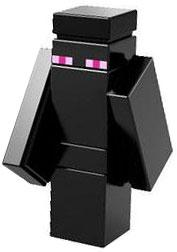 LEGO Minecraft LOOSE Enderman Microfigure