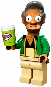 LEGO Minifigure Collection LEGO Simpsons Series LOOSE Apu Nahasapeemapetilon