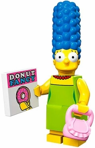 LEGO Minifigure Collection LEGO Simpsons Series LOOSE Marge Simpson