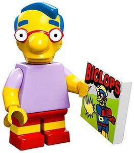 LEGO Minifigure Collection LEGO Simpsons Series LOOSE Milhouse