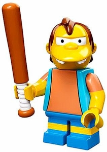 LEGO Minifigure Collection Simpsons Series LOOSE Nelson Muntz