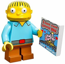 LEGO Minifigure Collection Simpsons Series LOOSE Ralph Wiggum