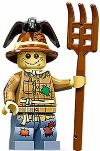 LEGO Minifigure Collection Series 11 LOOSE Mini Figure Scarecrow