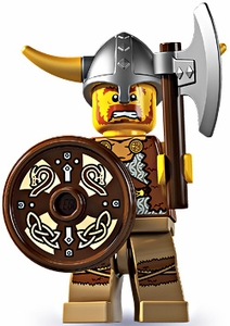 LEGO Minifigure Collection Series 4 LOOSE Mini Figure Viking