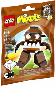 LEGO Mixels Series 2 Figure #41512 CHOMLY [Bagged]