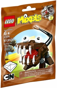 LEGO Mixels Series 2 Figure #41514 JAWG [Bagged]