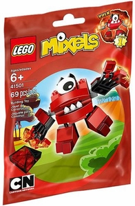 LEGO Mixels Series 1 Figure #41501 VULK