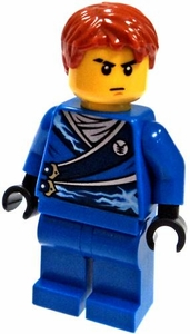 LEGO Ninjago LOOSE Mini Figure Rebooted Jay