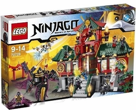 LEGO Ninjago Rebooted Set #70728 Battle for Ninjago City