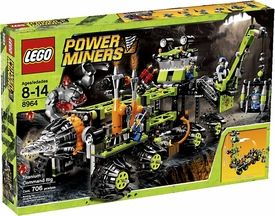 LEGO Power Miners Set #8964 Titanium Command Rig