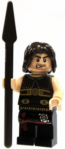 LEGO Prince of Persia LOOSE Mini Figure Dastan with Spear