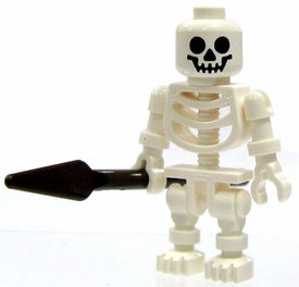 LEGO Prince of Persia LOOSE Mini Figure Skeleton with Spear