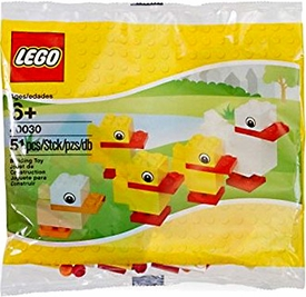 LEGO Seasonal Set #40030 Duck with Ducklings [Bagged]