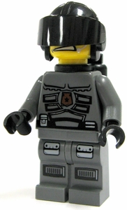 LEGO Space Police LOOSE Mini Figure Officer #2