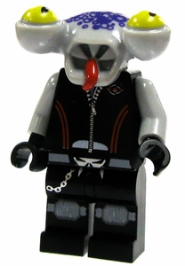 LEGO Space Police LOOSE Mini Figure Squidtron