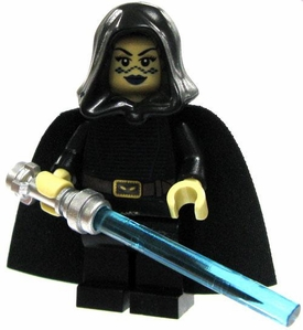 LEGO Star Wars LOOSE Mini Figure Barriss Offee with Silver Lightsaber [Version 1] BLOWOUT SALE!