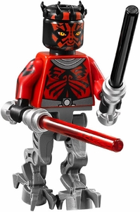 LEGO Star Wars LOOSE Mini Figure Darth Maul with Cybernetic Legs