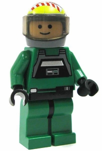 LEGO Star Wars LOOSE Mini Figure Rebel A-Wing Pilot