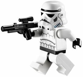 LEGO Star Wars LOOSE Mini Figure Stormtrooper with Blaster [Version 2]