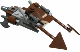 LEGO Star Wars LOOSE Mini Vehicle 74-Z Imperial Speederbike [Endor Version 1]
