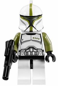 LEGO Star Wars LOOSE Minifigure EPII Clone Commander with Blaster