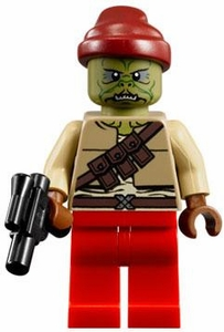 LEGO Star Wars LOOSE Minifigure Kithaba