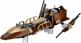 LEGO Star Wars LOOSE Vehicle Desert Skiff