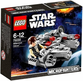 LEGO Star Wars Microfighters Set #75030 Millenium Falcon