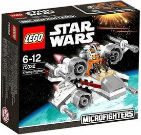 LEGO Star Wars Microfighters Set #75032 X-Wing Fighter