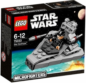 LEGO Star Wars Microfighters Set #75033 Star Destroyer
