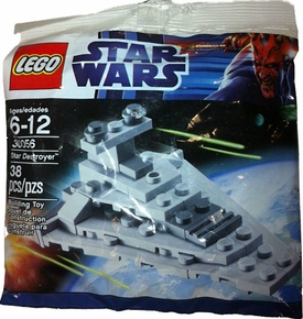LEGO Star Wars Set #30056 Star Destroyer [Bagged]