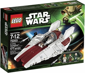 LEGO Star Wars Set #75003 A-Wing Starfighter