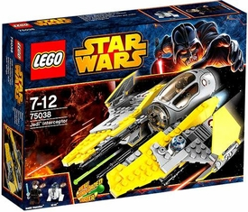 LEGO Star Wars Set #75038 Jedi Interceptor