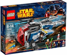 LEGO Star Wars Set #75046 Coruscant Police Gunship
