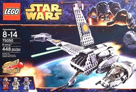LEGO Star Wars Set #75050 B-Wing New!