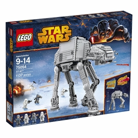 LEGO Star Wars Set #75054 AT-AT Pre-Order ships August
