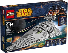 LEGO Star Wars Set #75055 Imperial Star Destroyer Pre-Order ships July